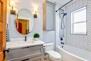 Sposoby na nowoczesną łazienkę