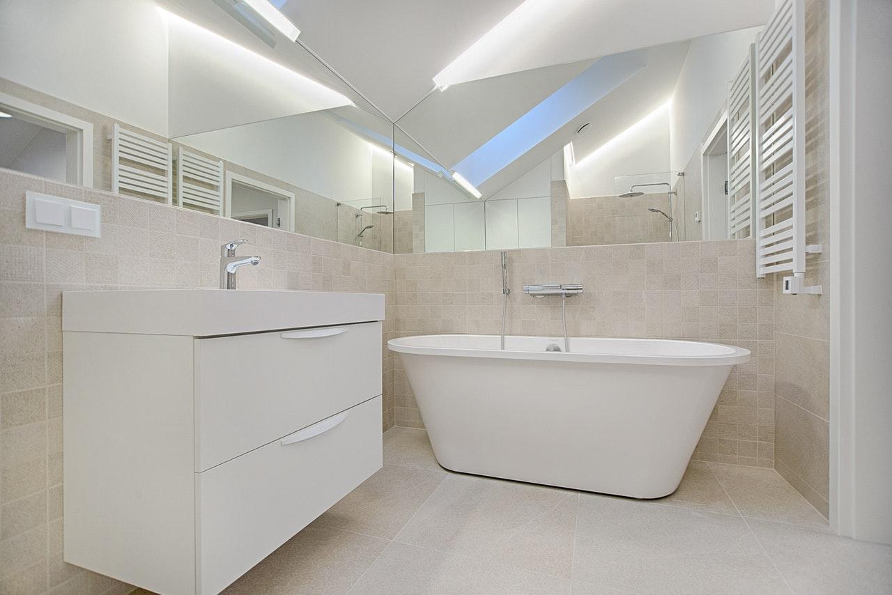 3 pomysły na niewielką łazienkę
