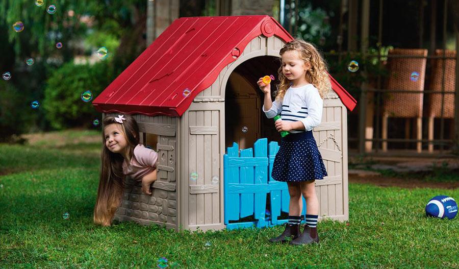 Czysta, dziecięca radość, czyli budujemy idealny plac zabaw w ogrodzie