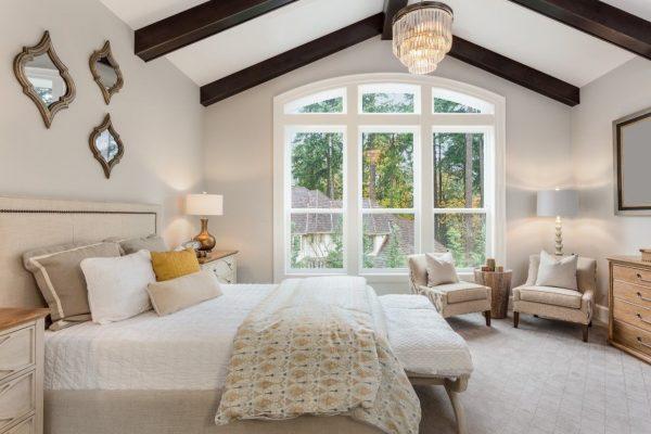 Klimat sypialni – jak dobrać oświetlenie