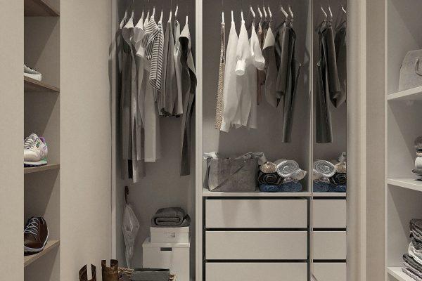 Szafy wnękowe – przestrzeń według Twoich potrzeb