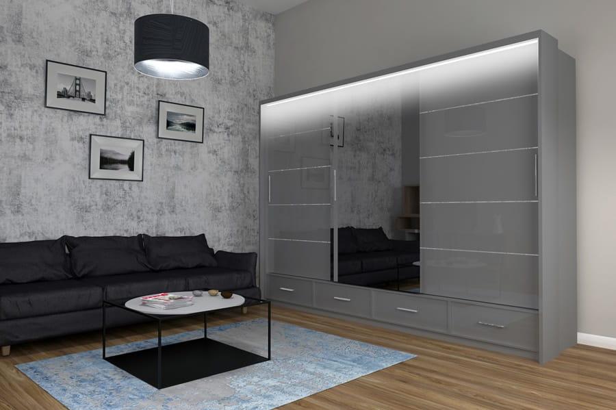 Garderoba idealna – jak wybrać szafę do z której będziemy zadowoleni?