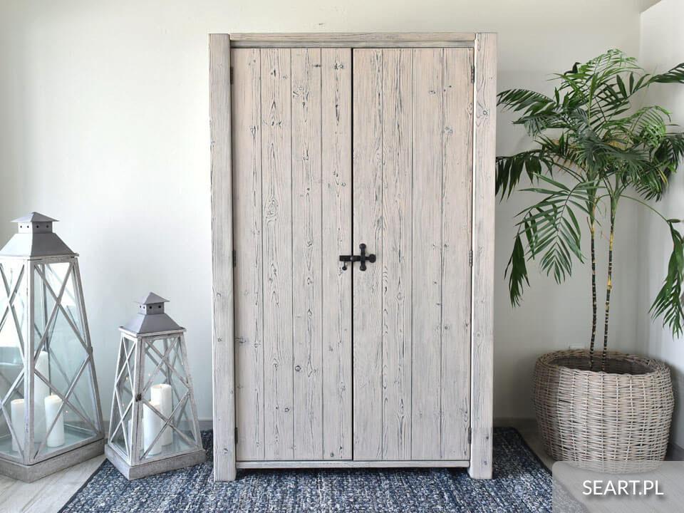 szafa drewniana